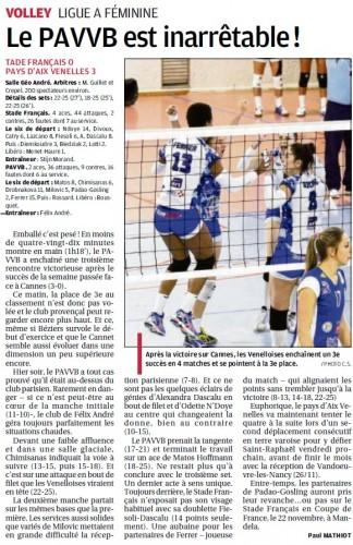 La Provence - 13 11 16 (2)