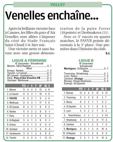 La Provence - 13 11 16